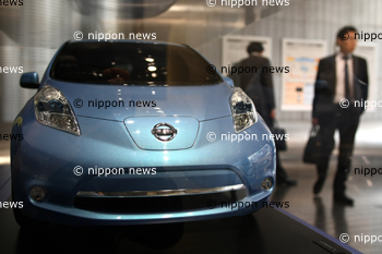 (English) Nissan electric cars
