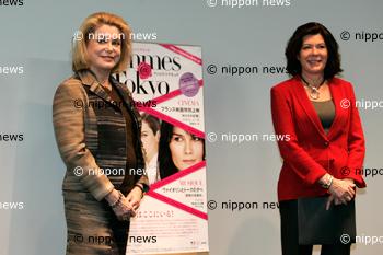 "Catherine Deneuve attends ""Femme@Tokyo"""
