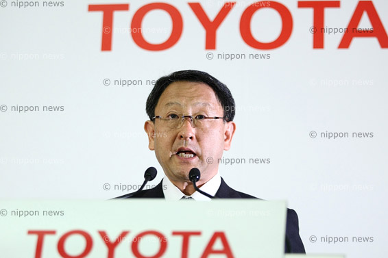 Toyota on the rise
