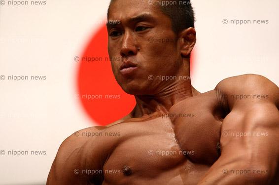 Tokyo Open 2010 Bodybuilding