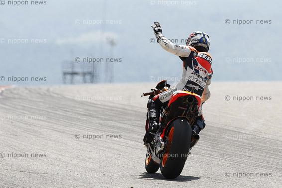 Dani Pedrosa wins Italian Grand Prix