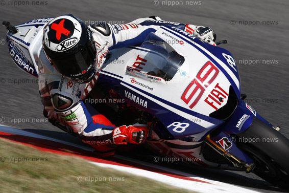 Lorenzo win his third consecutive race