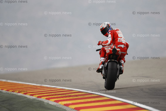 Stoner gets his win in the Aragon GP