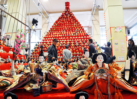 Hinamatsuri – A Day to Pray for Growth and Happiness
