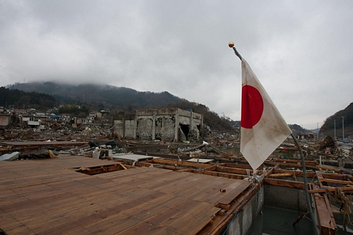 Japan Earthquake – Devastation