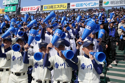 (English) High School Baseball – Spring 2011
