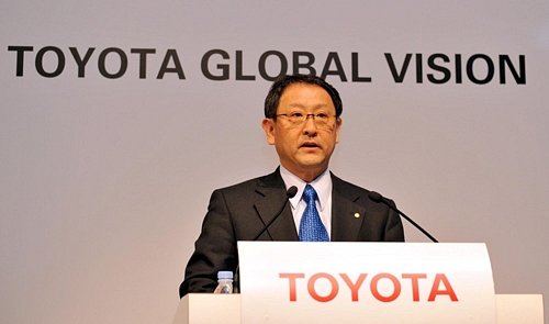 Toyota's Global Vision For 2020