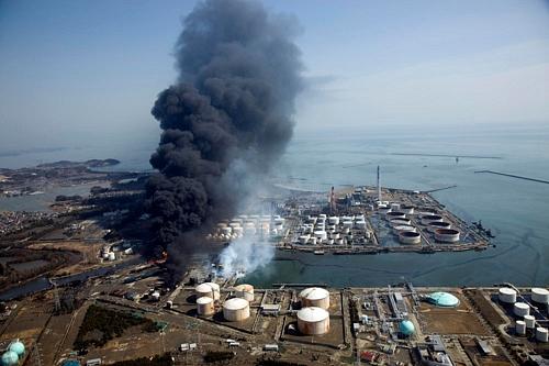 Japan Earthquake – Aerial Views