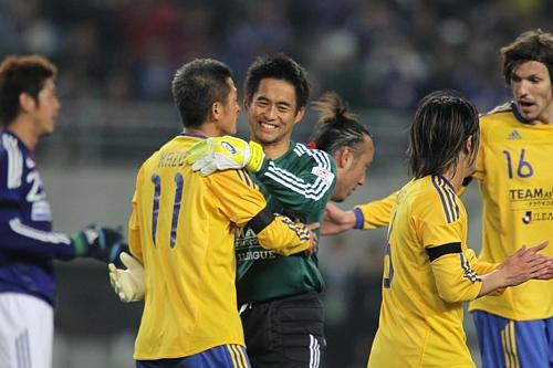 Gambaro Japan Charity Match