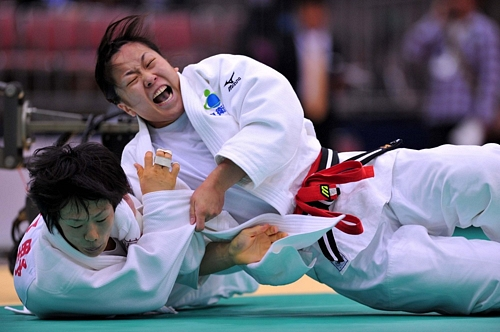 All Japan Selected Judo Championships Weight Distinction