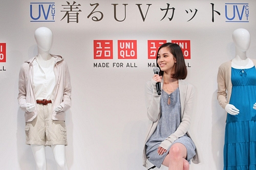 UNIQLO UV Cut Wear Collection