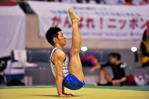 65th All Japan Gymnastics Championship Individual All-Around