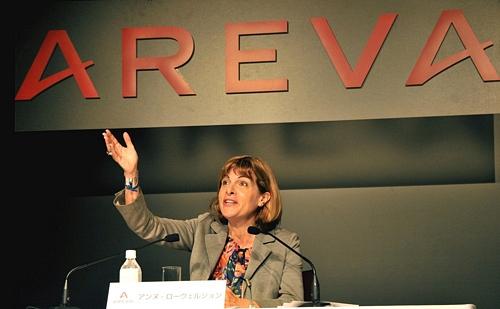 Areva News Conference