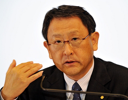 Toyota Sustains 100 Billion Yen Damage