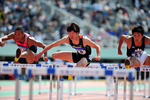 The 45th Mikio Oda Memorial Athletic Meet