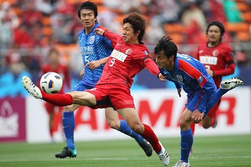 AFC Champions League 2011: Kashima Antlers vs Shanghai Shenhua
