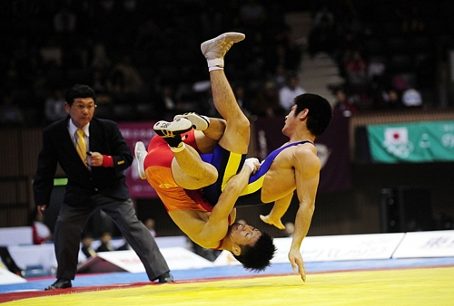 Japan Invitational Wrestling Championships