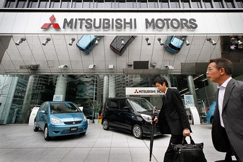 Mitsubishi Motors Sees 28% Profit Rise