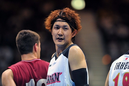 Basketball Japan International Friendly Match 2011