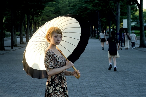 In Style with Parasol Fashion