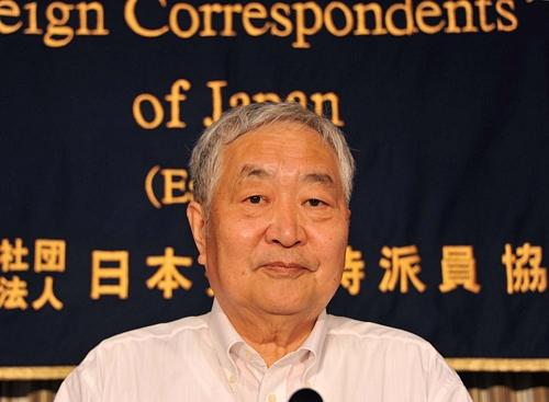 畑村原発事故調委員長 外国人記者クラブで講演