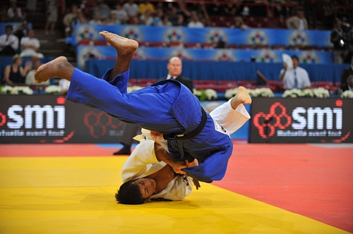 World Judo Championships Paris 2011
