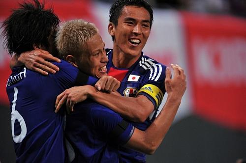 2011 KIRIN Challenge Cup: Japan 3-0 Korea