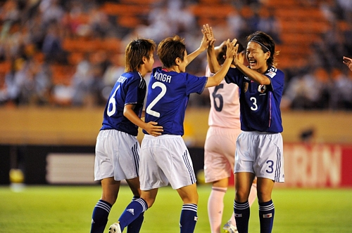 (English) East Japan Earthquake Charity Women's Football Match