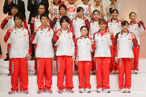 Organization Ceremony: Artistic Gymnastics World Championships 2011
