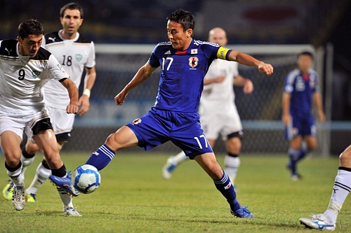 2014 FIFA World Cup Brazil: Asian Qualifier 3rd Round – Uzbekistan 1-1 Japan