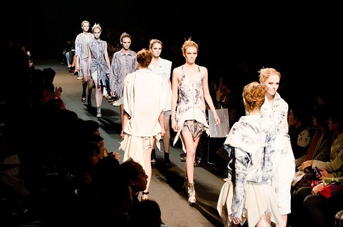 SHIROMA – Mercedes-Benz Fashion Week Tokyo 2012 Spring/Summer