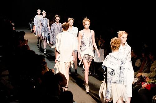 SHIROMA – Mercedes-Benz Fashion Week Tokyo 2012 Spring/Summer