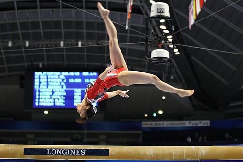 Artistic Gymnastics World Championships Tokyo 2011