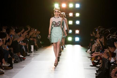 G.V.G.V. – Mercedes-Benz Fashion Week Tokyo 2012 Spring/Summer