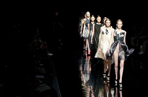 araisara – Mercedes-Benz Fashion Week Tokyo 2012 Spring/Summer