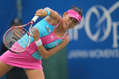 2011 HP Japan Women's Open Tennis