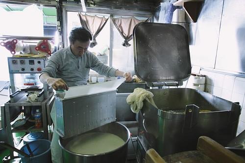 Yutaka Takayanagi the Tofu Maker