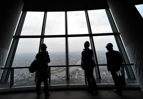 (English) Tokyo Sky Tree Observation Deck