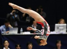 FIG Artistic Gymnastics Tokyo Cup 2011