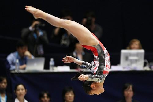 FIG Artistic Gymnastics Tokyo Cup 2011