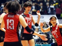 FIVB Women&#8217;s Volleyball World Cup 2011 : Japan 3-0 Kenya