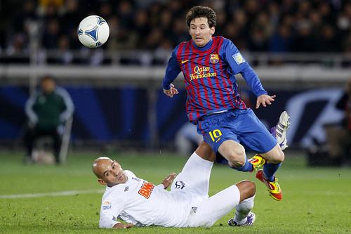 CWC 2011: FC Barcelona 4-0 Santos FC