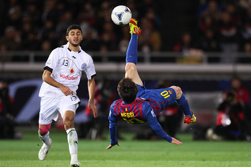 CWC 2011: FC Barcelona 4-0 Al-Sadd Sports Club
