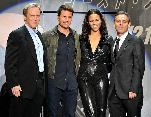 Mission: Impossible – Ghost Protocol Japan Premiere