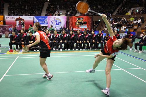 (English) Badminton Nippon League 2011