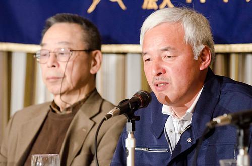 """TEPCO and the Fukushima Forbidden Zone"" Press Conference"
