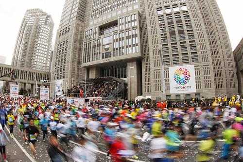(English) 2012 Tokyo Marathon