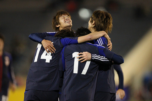 Japan U23 Qualifies for 2012 London Olympic Soccer