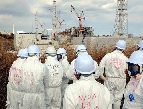 One Year: Looking Back into Fukushima's Nuclear Power Plant