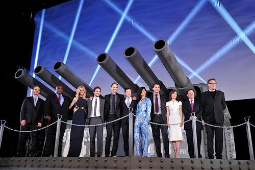 """Battleship"" Japan Premiere"
